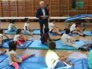 O programa municipal de escolas deportivas 2015/16 comezou a súa actividade onte en todas as instalacións do Instituto Municipal de Deportes